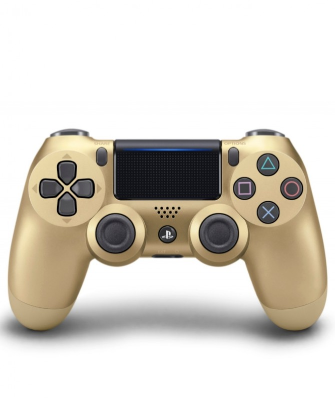 PS4 - SONY PLAY 4 JOYSTICK ORIGINAL GOLD